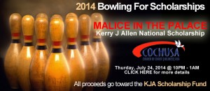 2014 Bowling For Scholarships