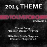 2014 Theme Information