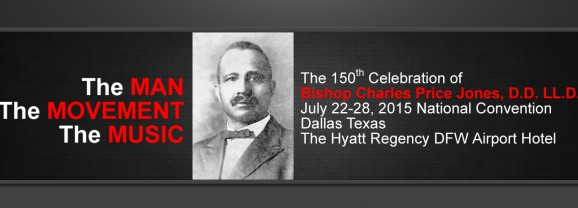 The 150th Year Celebration of Bishop CP Jones