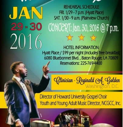 2016 Southwestern Diocese Music Workshop