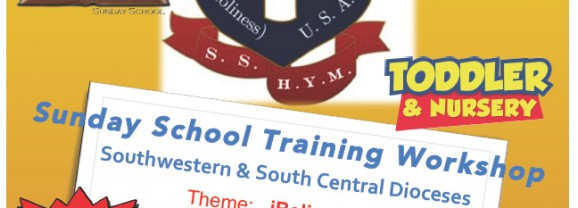 Sunday School Training Workshop
