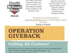 2016 Operation Giveback