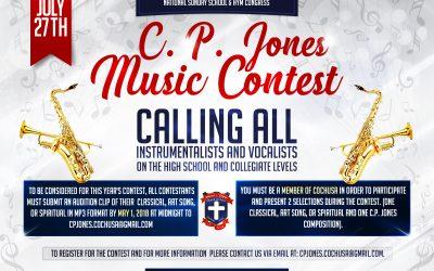 2018 Music Contest
