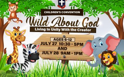 2018 Children's Convention – Are You Ready?