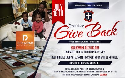 Operation Giveback 2019!