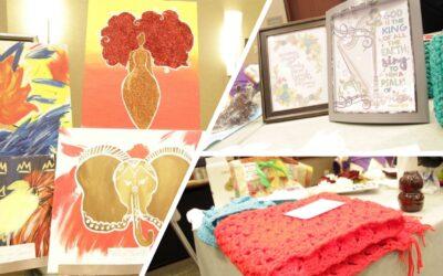2021 Arts & Crafts Exhibition